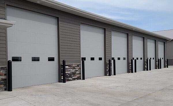 CHI Commercial Garage Doors