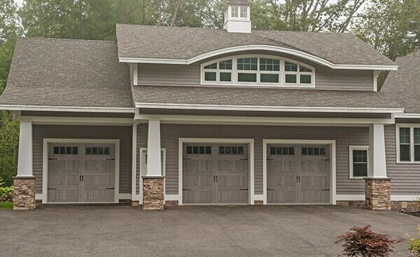 Woodgrain Garage Doors Kbi Garage Door Service